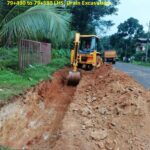 06.11.2020-79+430 to 79+530 LHS, Drain Excavation