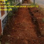18.11.20-EXCAVATION FOR DRAIN 31+577 TO 31+640 LHS