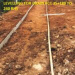 20.11.20-LEVELLING FOR DRAIN PCC 35+189 TO 240 RHS