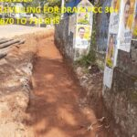 23.11.20-LEVELLING FOR DRAIN PCC 30+670 TO 710 RHS