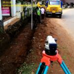 25.11.20-LEVELLING FOR DRAIN PCC 31+900 LHS