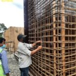 05.12.20-Reinforcement checking for Precast Box Culvert at Casting yard 45+770LHS.