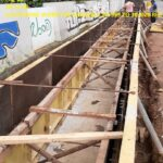 28.11.20-SHUTTERING WORK FOR SIDEWALL 29+999 TO 30+020 RHS
