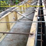 30.11.20-SHUTTERING WORK FOR SIDEWALL 30+058 TO 30+127 RHS