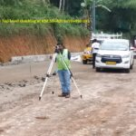 11.01.21-Subgrade Top level checking at KM.59+400 to59+490 LHS.
