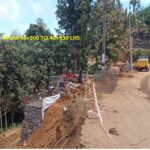 30.12.20-GABION WORK FROM 40+900 TO 40+930 LHS