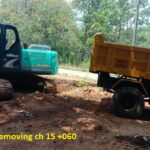 26.03.21-Waste soil removing ch 15 +060