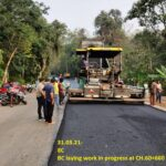 31.03.21-BC laying work in progress at CH.60+660-2