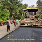 31.03.21-BC laying work in progress at CH.60+660-4