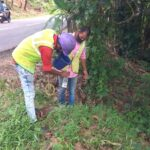 Package 8A-Conducting Environmental monitoring tests of Air Quality, Noise levels and Water Quality in each 6 locations entire the project road31-03-2021_2