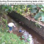 Package 8A-Conducting Environmental monitoring tests of Air Quality, Noise levels and Water Quality in each 6 locations entire the project road31-03-2021_3