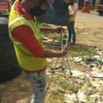 Package 8A-Conducting Environmental monitoring tests of Air Quality, Noise levels and Water Quality in each 6 locations entire the project road31-03-2021_4