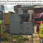 Package 8A-Conducting Environmental monitoring tests of Air Quality, Noise levels and Water Quality in each 6 locations entire the project road31-03-2021_5