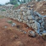 Package 8A-Retaining wall works at 1+890-31-03-2021