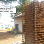 Package 8A-19-04-2021-Precast culvert work in progress at punalur plant