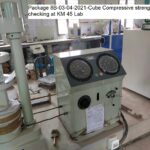 Package 8B-03-04-2021-Cube Compressive strength checking at KM 45 Lab_1