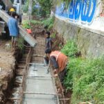 Package 8A-Drain raft concrete work at Km.6+460 to 6+440 RHS-02-06-2021