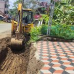 Package 8A-Earthworks for drain at Km.6+380 to 6+420 LHS-01-06-2021