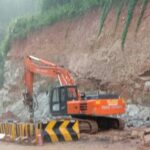 Package 8A-Rock cutting at km.2+610 RHS-22-05-2021